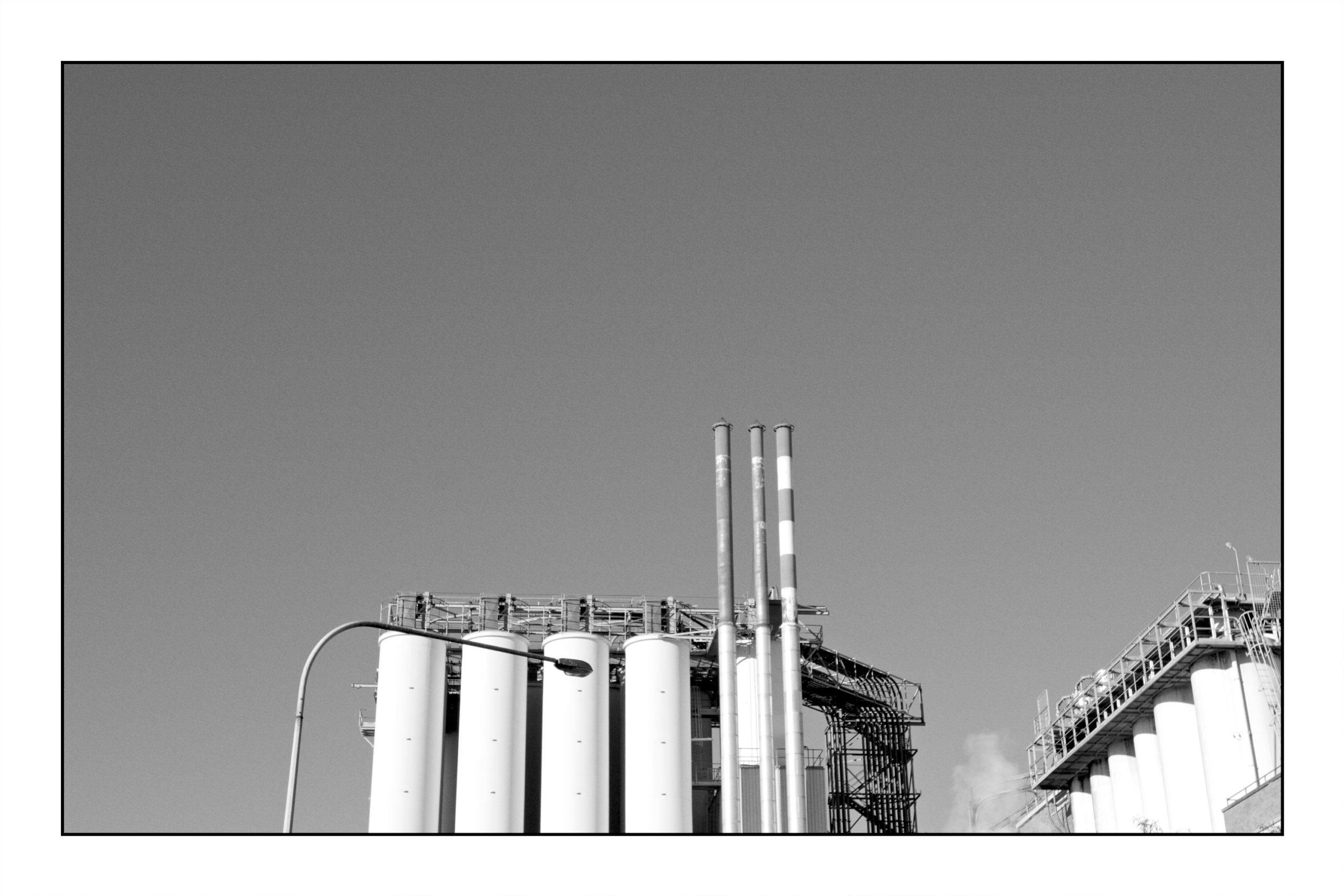 Industrial area, Botany (NSW)